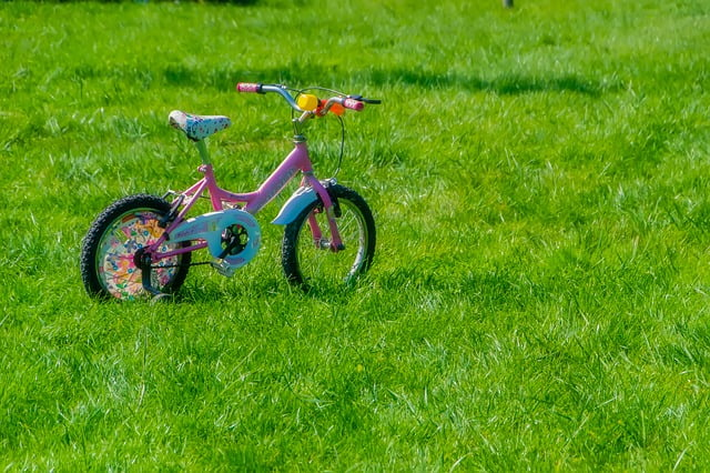 the benefits of pedal-free bicycles for kids