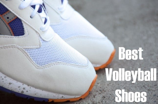 5 Best Volleyball Shoes
