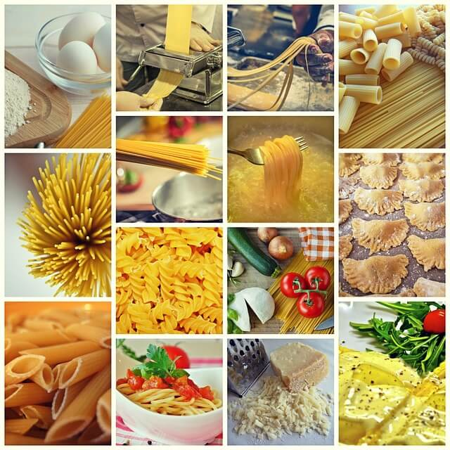 How to use a pasta machine to make pasta
