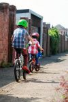 how to teach balance bike