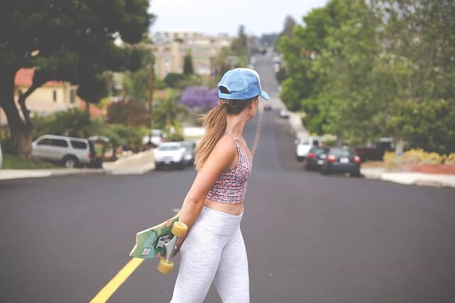 what is cruising longboarding