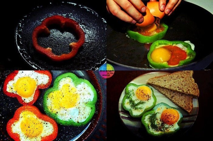 how to make homemade egg rings
