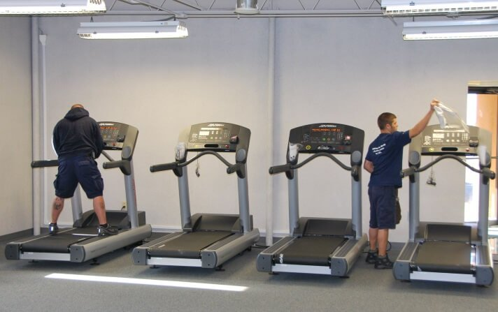 best treadmills for heavier runners